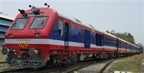 Railway in haldwani will provide fast demu train for passengers