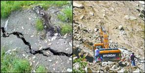 special: Badrinath highway may close for long time
