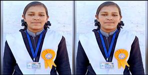 Shivani bisht selected for national athletics championship