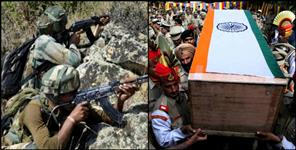 national: pakistan ceasefire violation dehradun jawan martyer