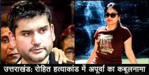 special: ROHIT SHEKHAR WIFE APOORVA ARREST