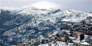 pithoragarh: Warning of heavy snowfall today