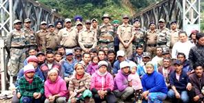 Bawadi bridge to be known in Sikkim in the name of shaheed manohar datt bawadi