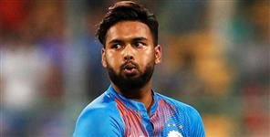 rishabh pant continues bad performance