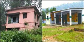 Schools closed in Uttarakhand will be converted into home stays