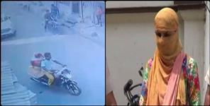 Bike thief husband and wife arrested in Udham Singh Nagar