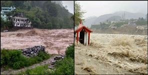 uttarkashi: Rain forecast in uttarakhand 3 july