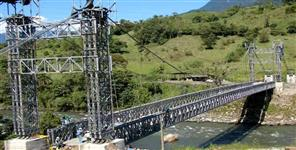Bro will build portable steel bridge in gangori