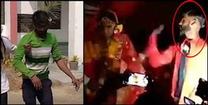 Viral video of haridwar marriage