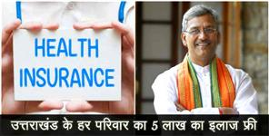bjp: Ayushman uttarakhand benefits for uttarakhand