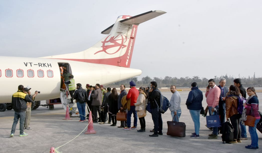 Dehradun to pantnagar flight service starts