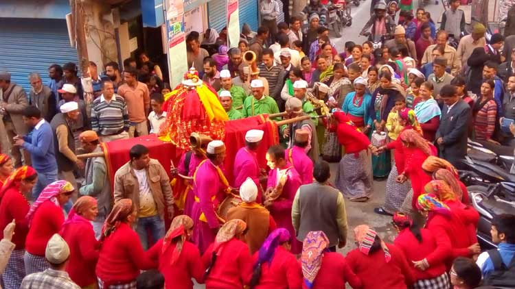 mangseer bagwal of budakedar the culture of uttarakhand