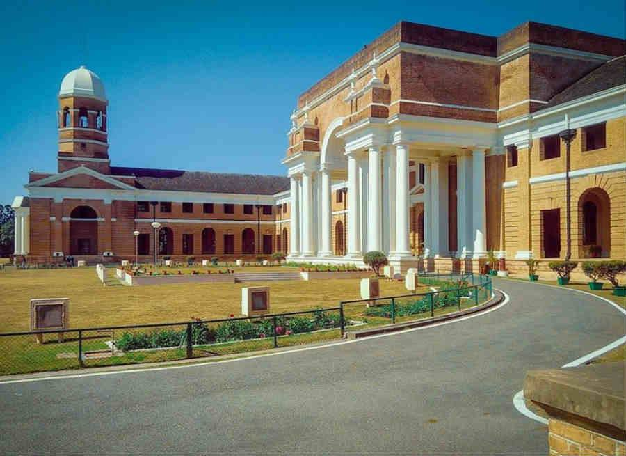 Forest research institute FRI dehradun