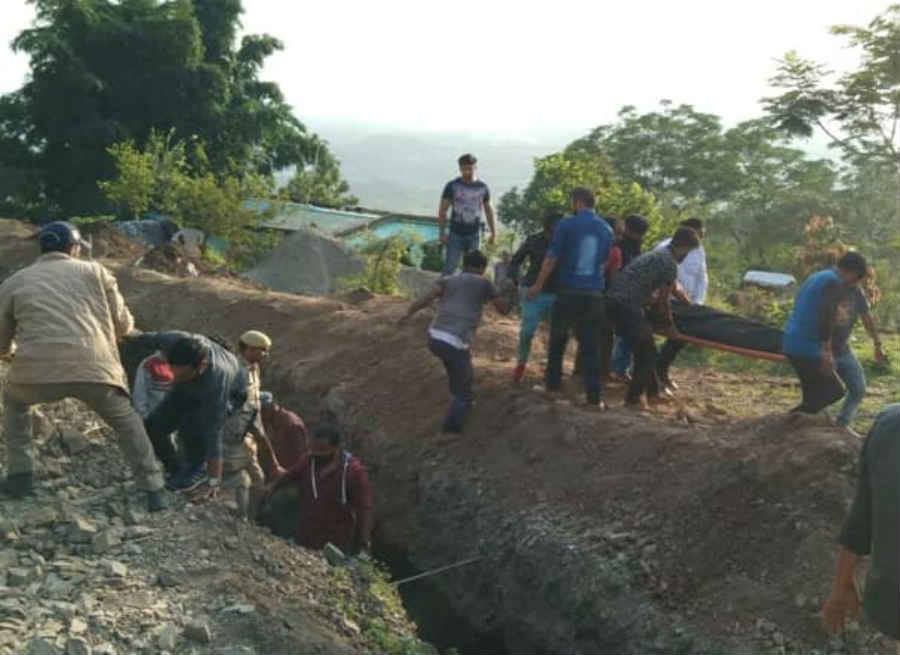 women laborers died in mussorrie due to debris fall