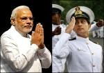 National crew of all women naval expedition meets pm modi